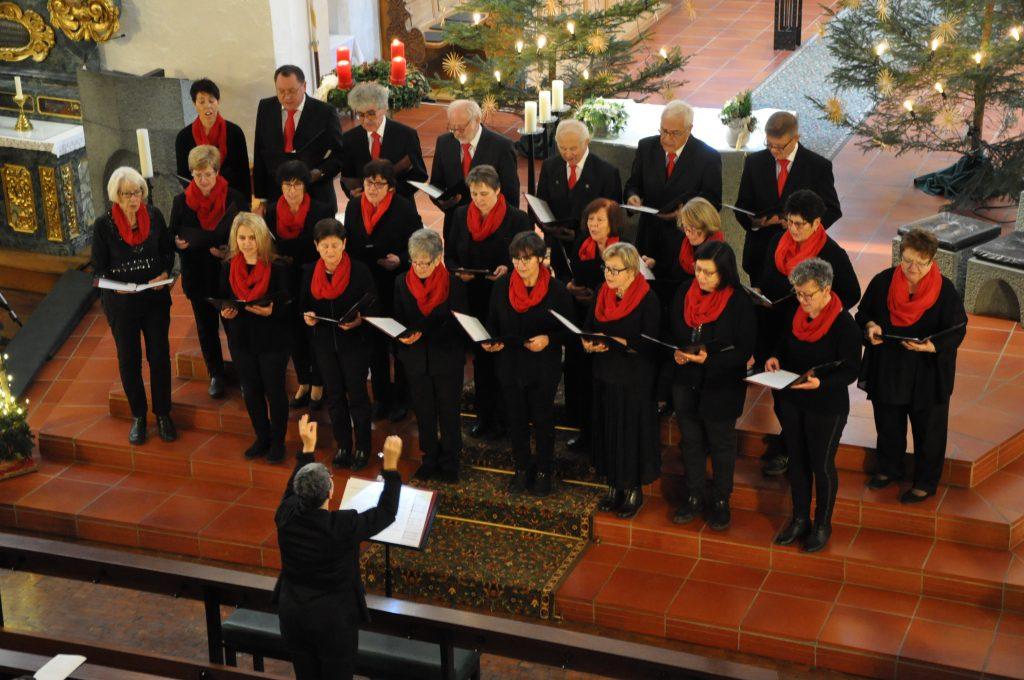 Gemischte Chor / Weihnachtskonzert 2019